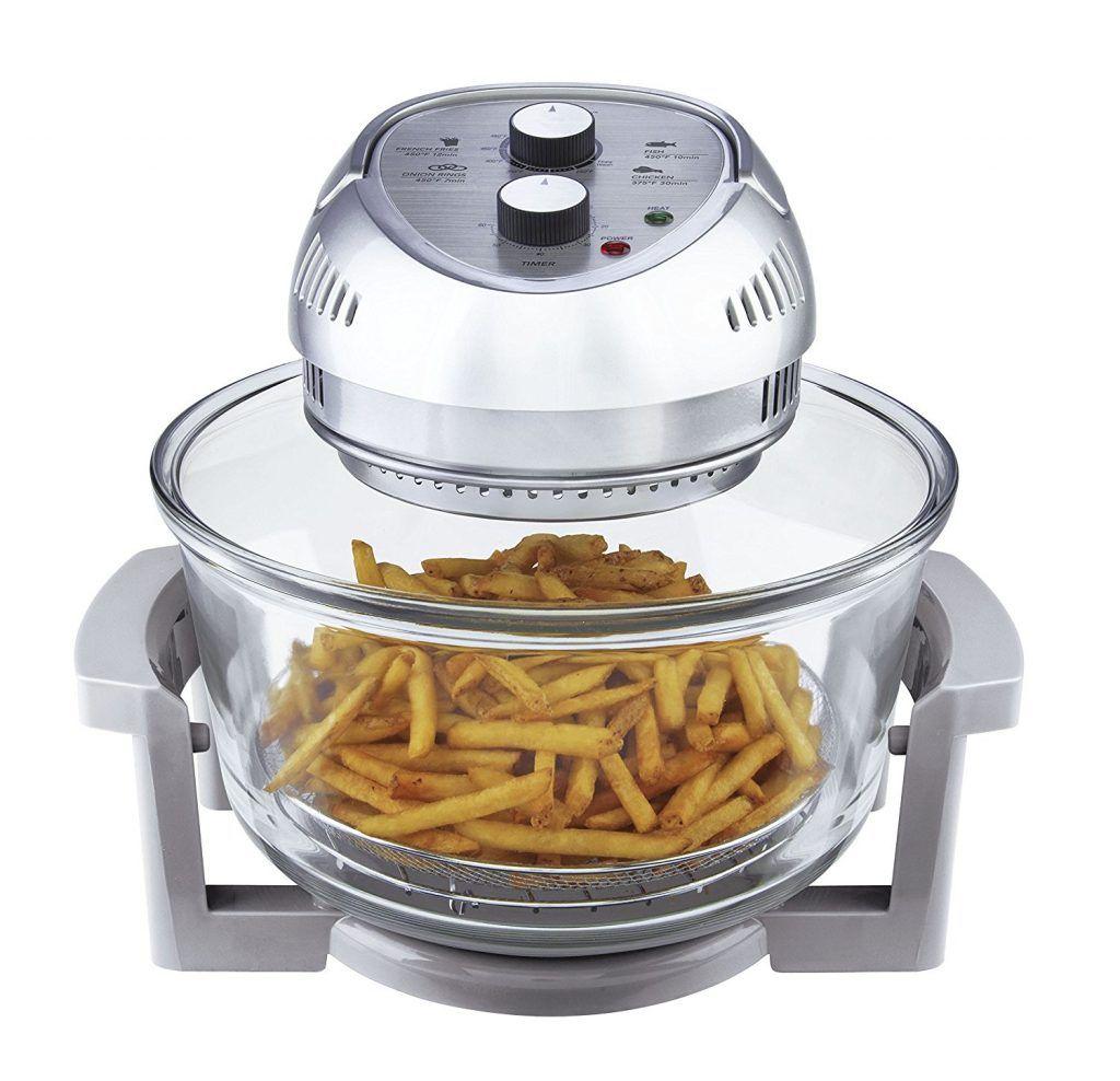 Electric Fryer Walmart Air fryer healthy, Oil less fryer