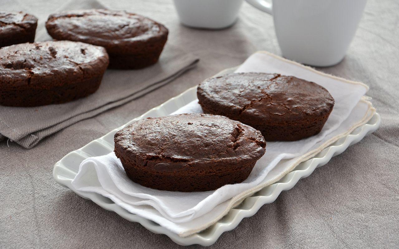 Ricetta Pasticciotti al cioccolato | Agrodolce