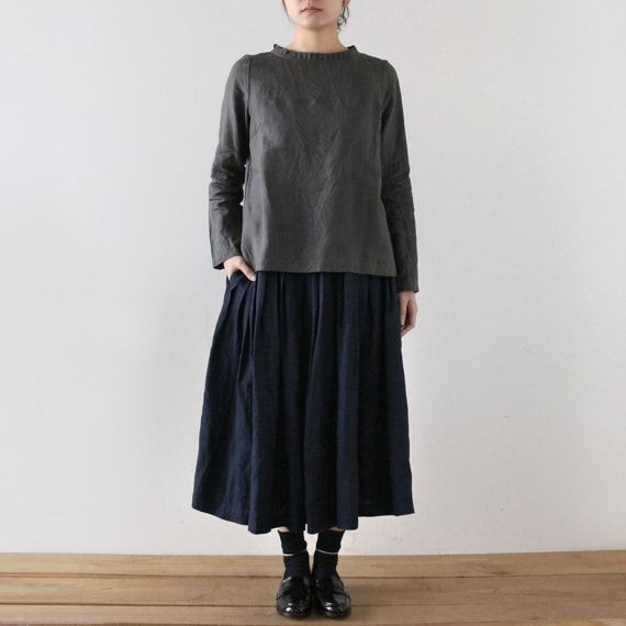 Autumn - CLOTHINGSkirts - Envelope is a unique online shopping mall made up of a few independent shops from all around Japan.