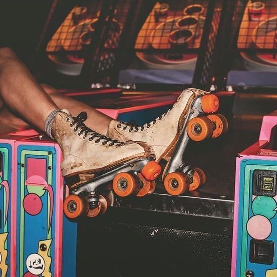 [New] The 10 Best Home Decor Ideas Today (with Pictures) - Roller skate your way into the weekend. One more day _ @teah.shaw