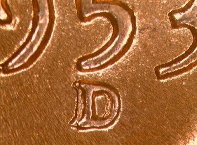1953 D/D rpm 1 | Lincoln Cents Wheats | Valuable coins