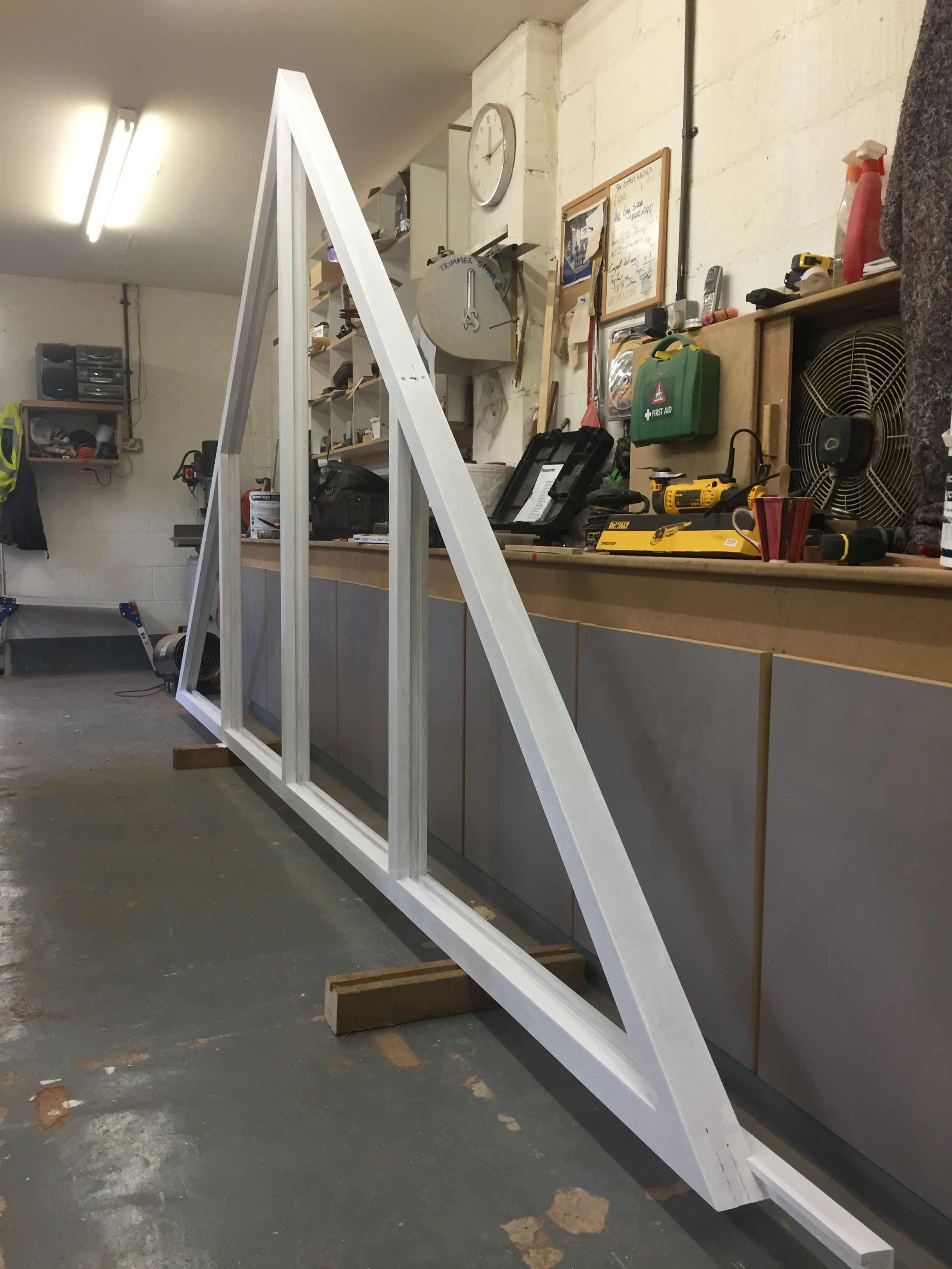 Gable end window ideas  purpose made gable end window  joinery  pinterest  joinery
