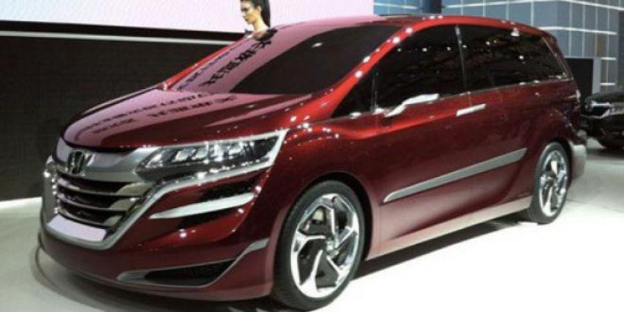2016 Honda Odyssey Front New Minivan Hondaodyssey