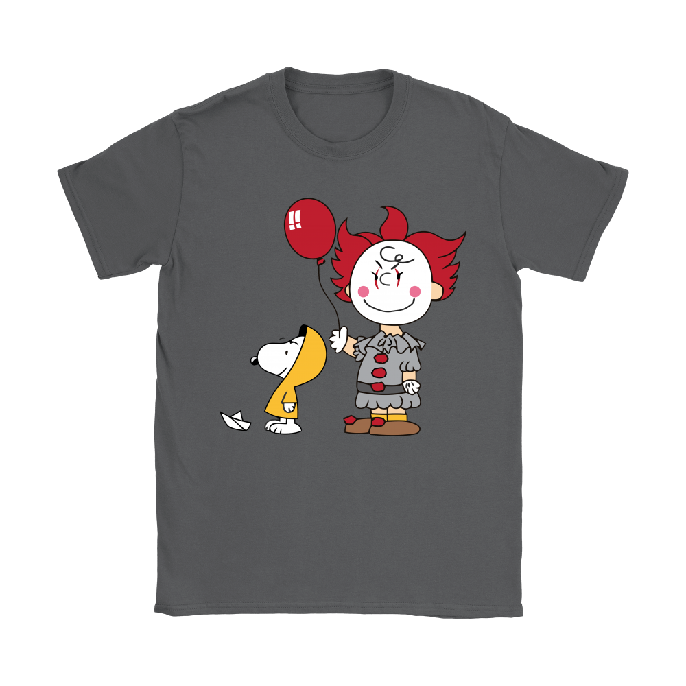 It Men/'s Georgie Balloon T-Shirt