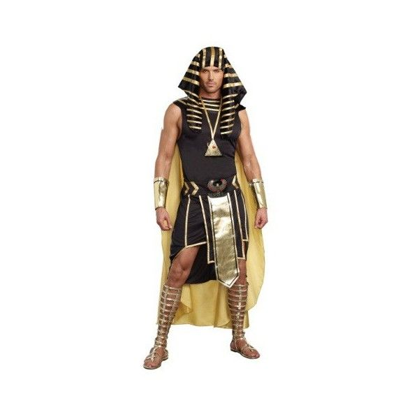 Designer Clothes Shoes u0026 Bags for Women | SSENSE. Pharaoh CostumeMens Egyptian ...  sc 1 st  Pinterest & King of Egypt Costume ($6) ? liked on Polyvore featuring costumes ...