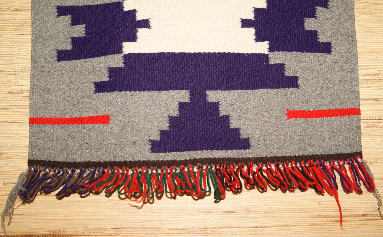 Germantown Navajo Weaving For Sale Kilim Weaving 2 Motifs
