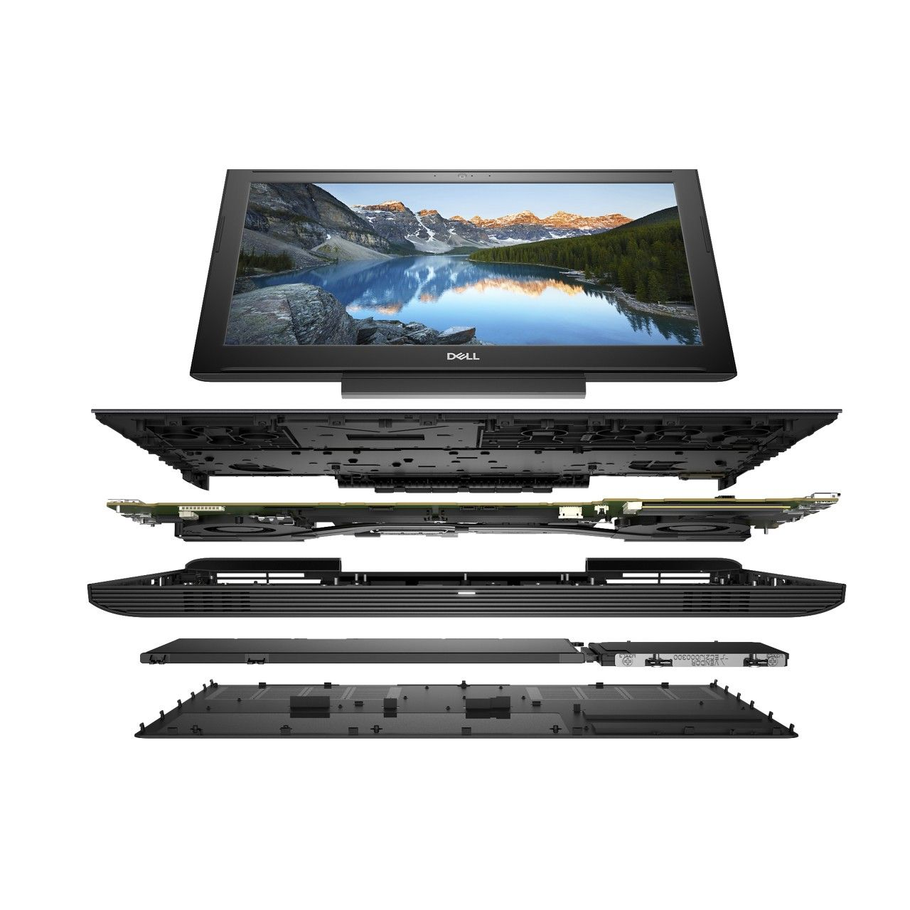 Dell G5 Gaming Laptop 15 6 Full Hd Intel Core I7 8750h Nvidia Geforce Gtx 1050 Ti 4gb 1tb Hdd 128gb Ssd Storage Dell Laptops Best Gaming Laptop Laptop