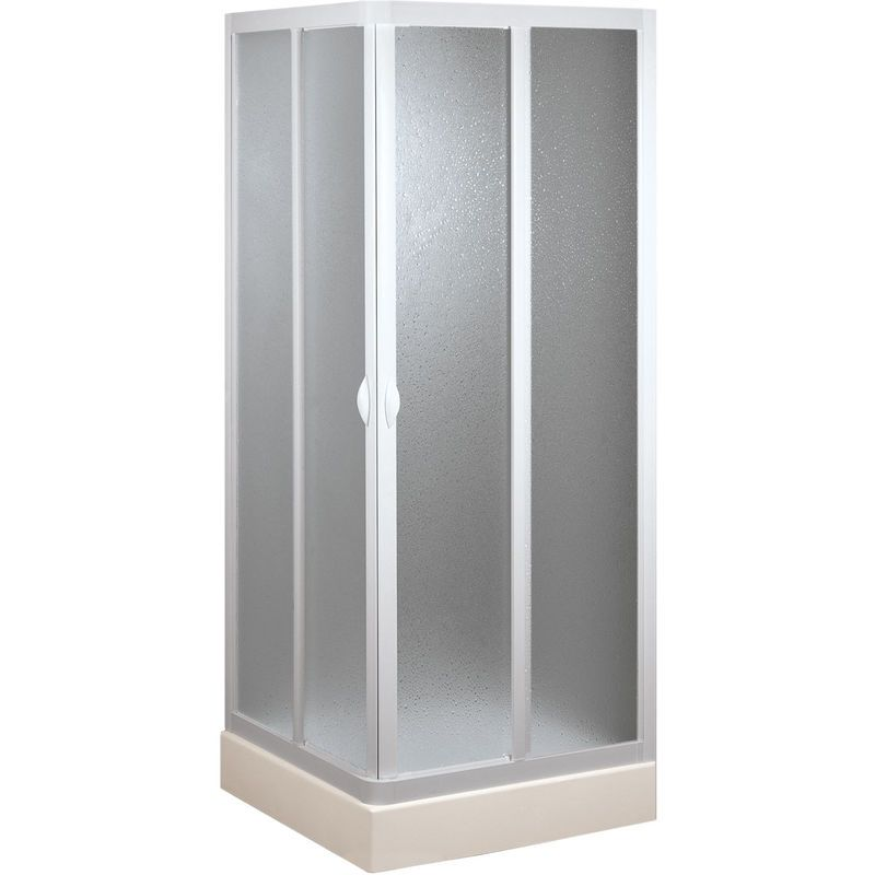 Box doccia 70x90 vetro serigrafato kamalubagno Home