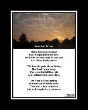 Poetry For The Soul: Heavenly Inspiration