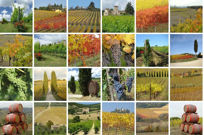 Herfst in Italië