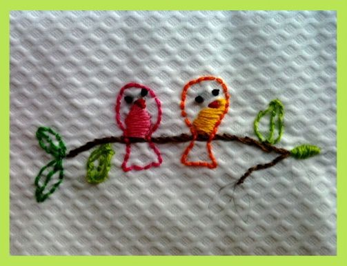 Flying Little Birds: March 2011