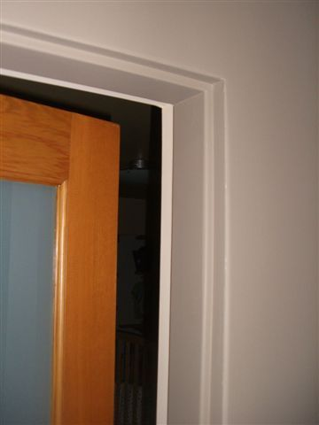No trim door jambs livemodern your best modern home for Modern door casing