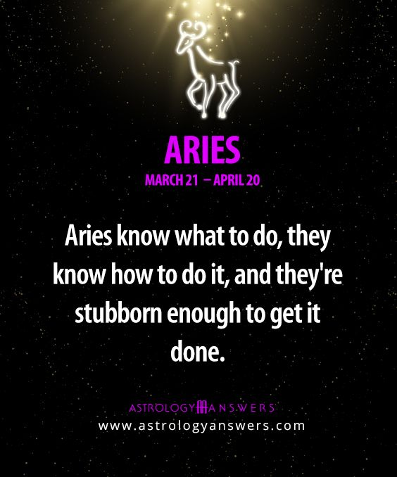 man aries horoscope today