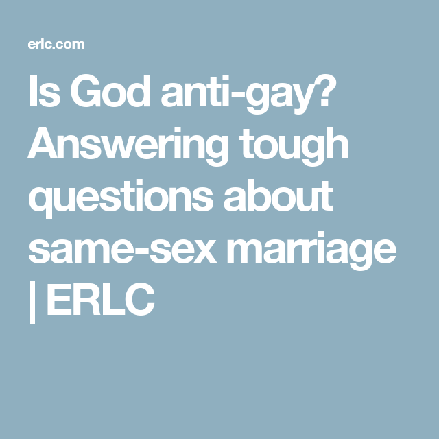 Gay sex questions