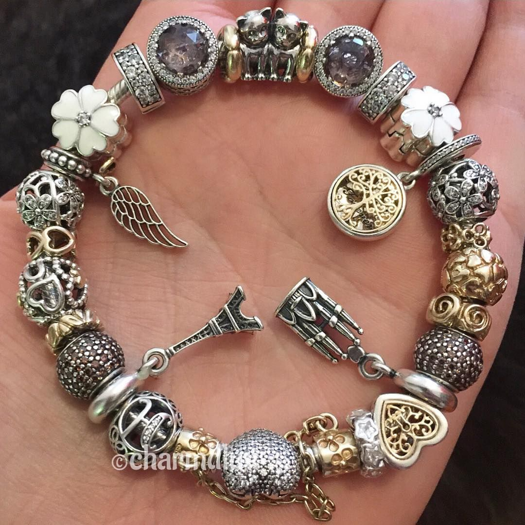 Make One Special Photo Charms For You, 100%patible With Your Pandora  Bracelets