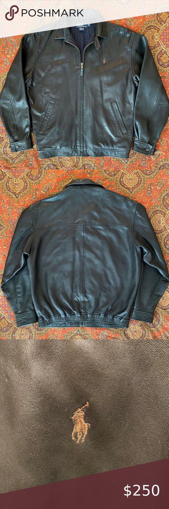 Ralph Lauren Men S Lambskin Leather Jacket Lambskin Leather Jacket Lambskin Leather Leather [ 1740 x 580 Pixel ]