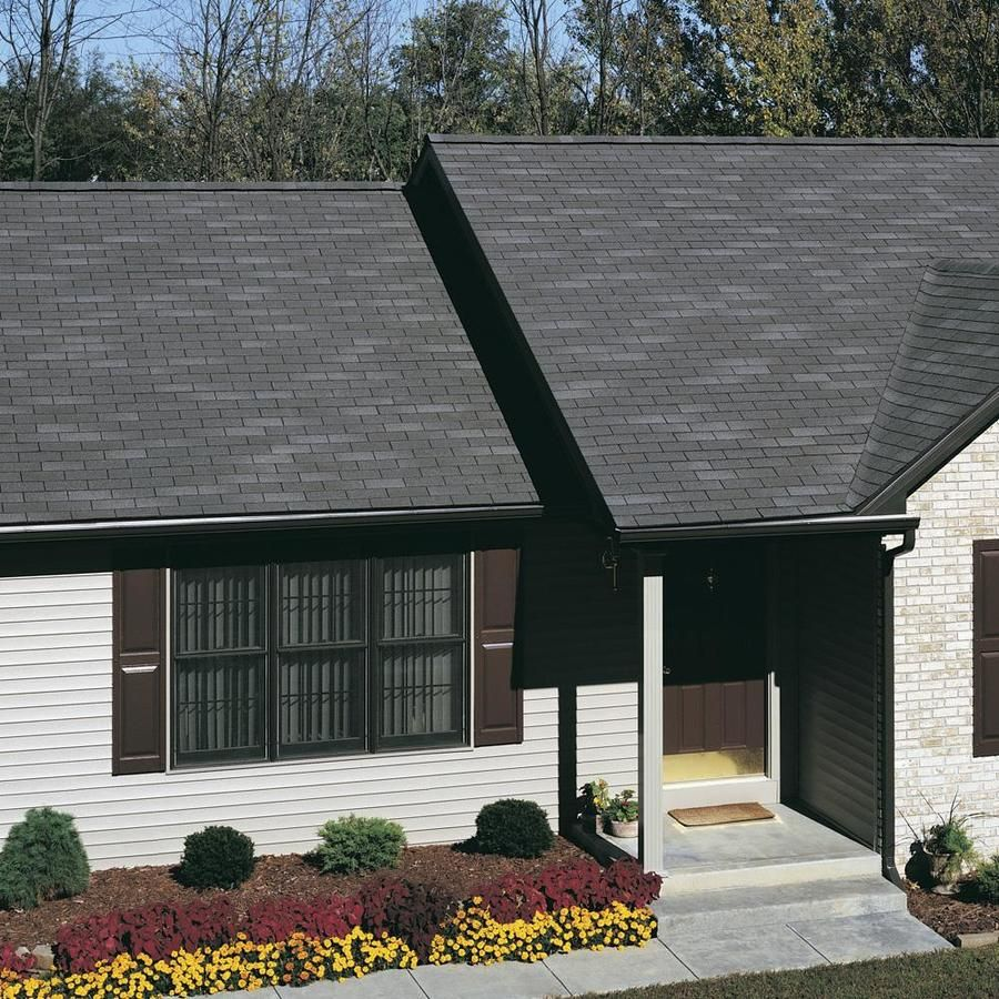 Best Owens Corning Supreme 33 33 Sq Ft Weathered Wood 3 Tab 640 x 480