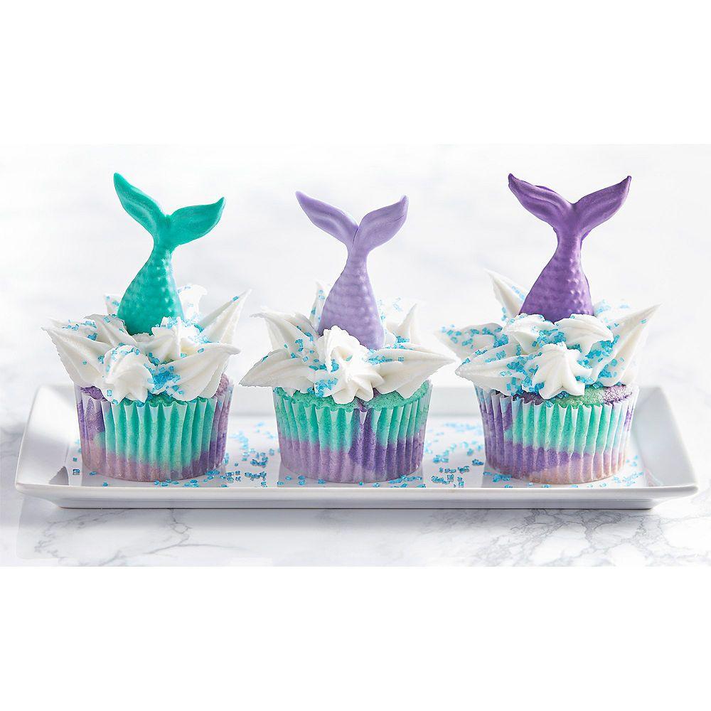 Duff Goldman Mermaid Fondant Decorating Kit Image 2 in