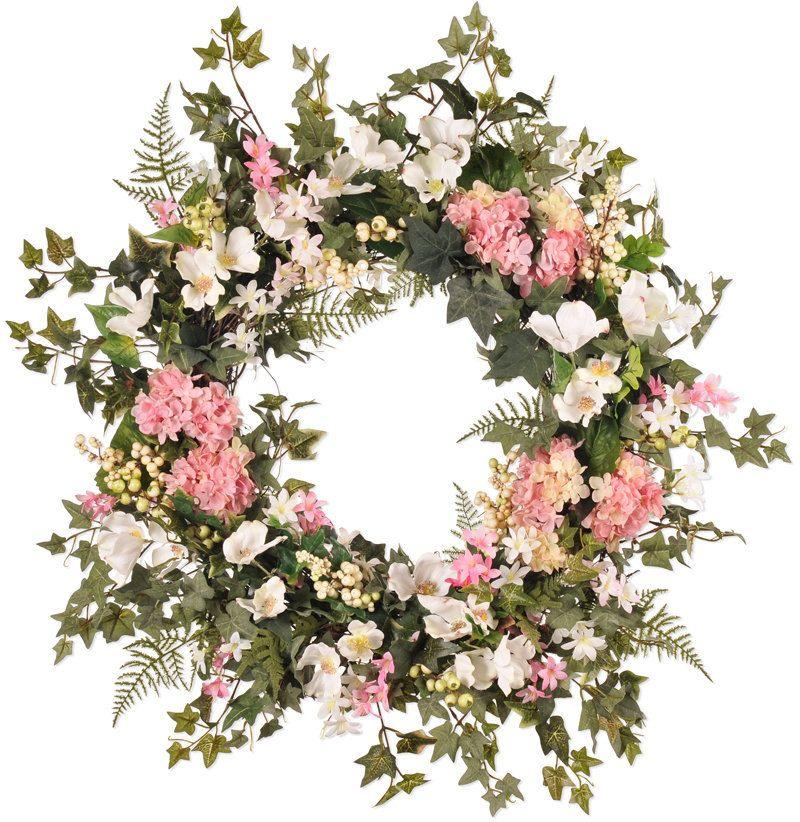 представлено декупаж картинки цветы венки этого