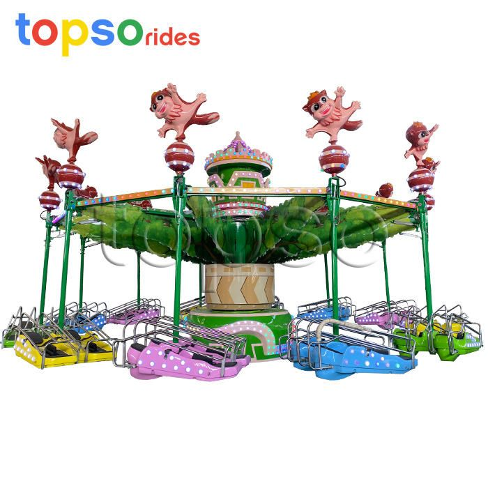 Amusement Ride Flying Kite For Sale