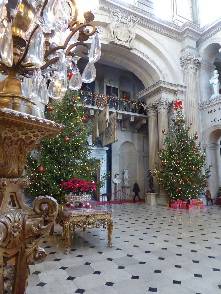 Blenheim Palace Christmas Christmas Palace Christmas In England English Christmas