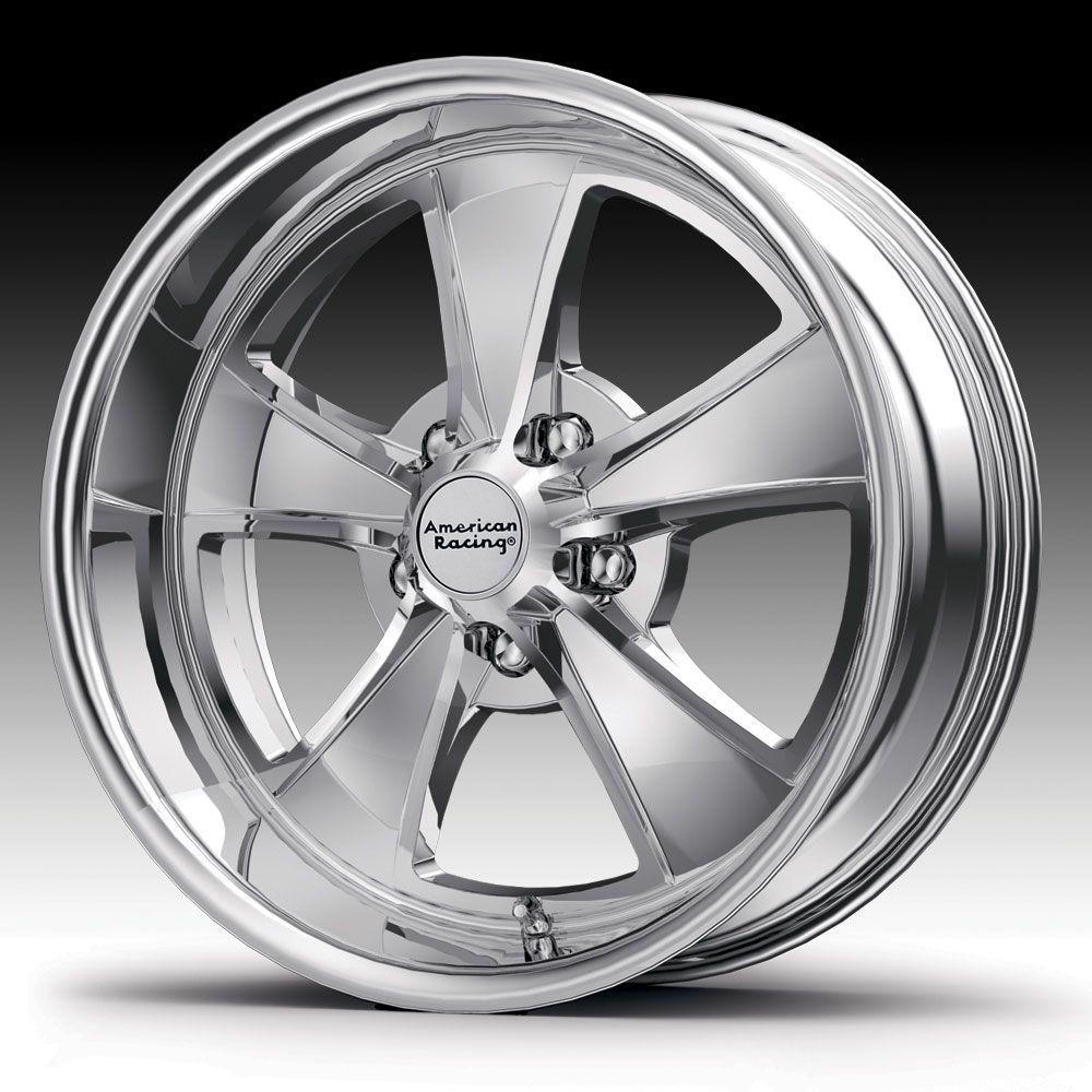 American racing wheels brand american racing vn808 mach 5 chrome custom wheels rims american racing wheelscustom wheelswheel rimvintagepshtmltruckscars