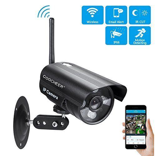 Verfügbar EUR 42,99 Outdoor IP Kamera 720P HD WLAN ...
