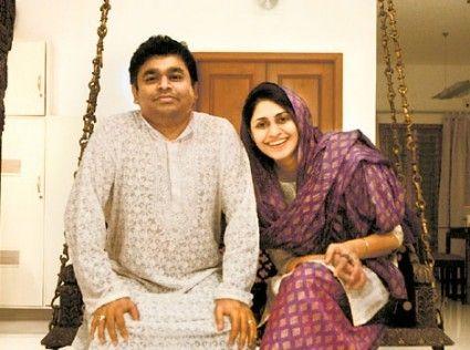 Saira Banu Weds A R Rahman