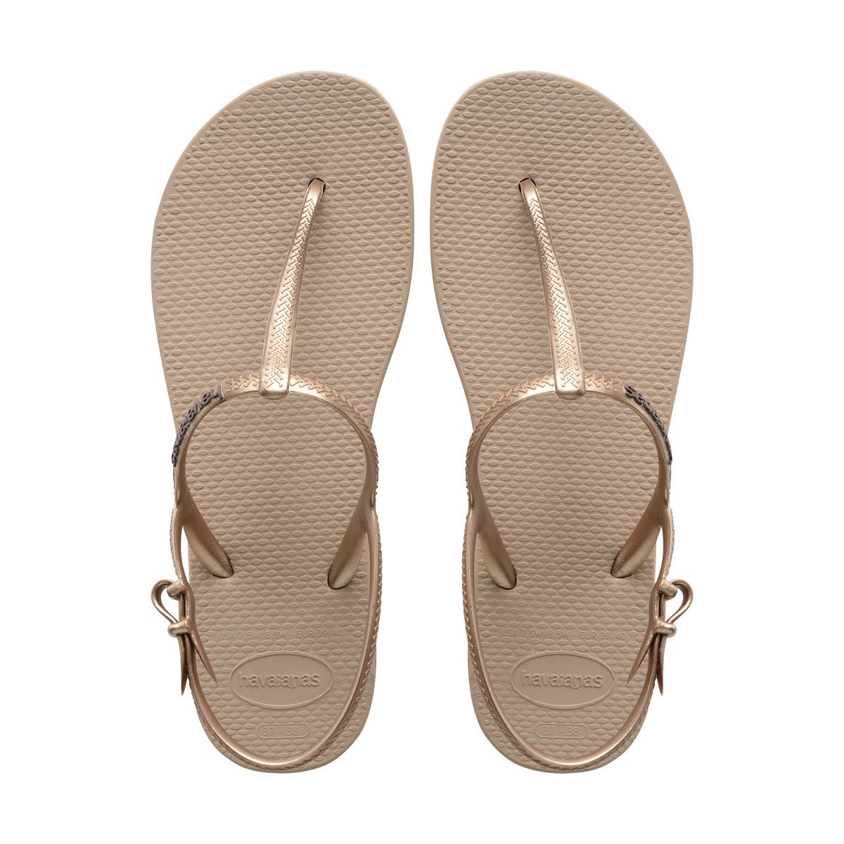 39/40 - Rose Gold - Women's Freedom - Sandals for Women - Havaianas · Shoes  ...