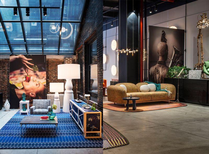 Design Meets Fantasyland At Marcel Wanders Moooi Store In Nomad Moooi Design Design District