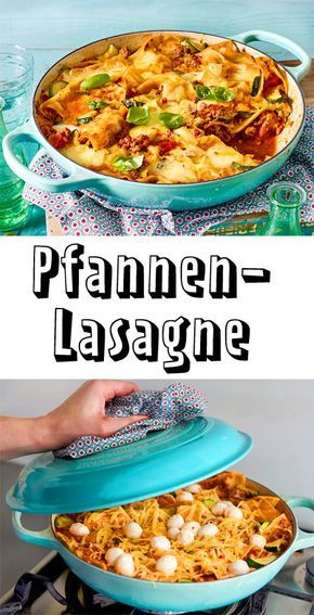 Photo of Pan Lasagna – It's That Simple | DELICIOUS
