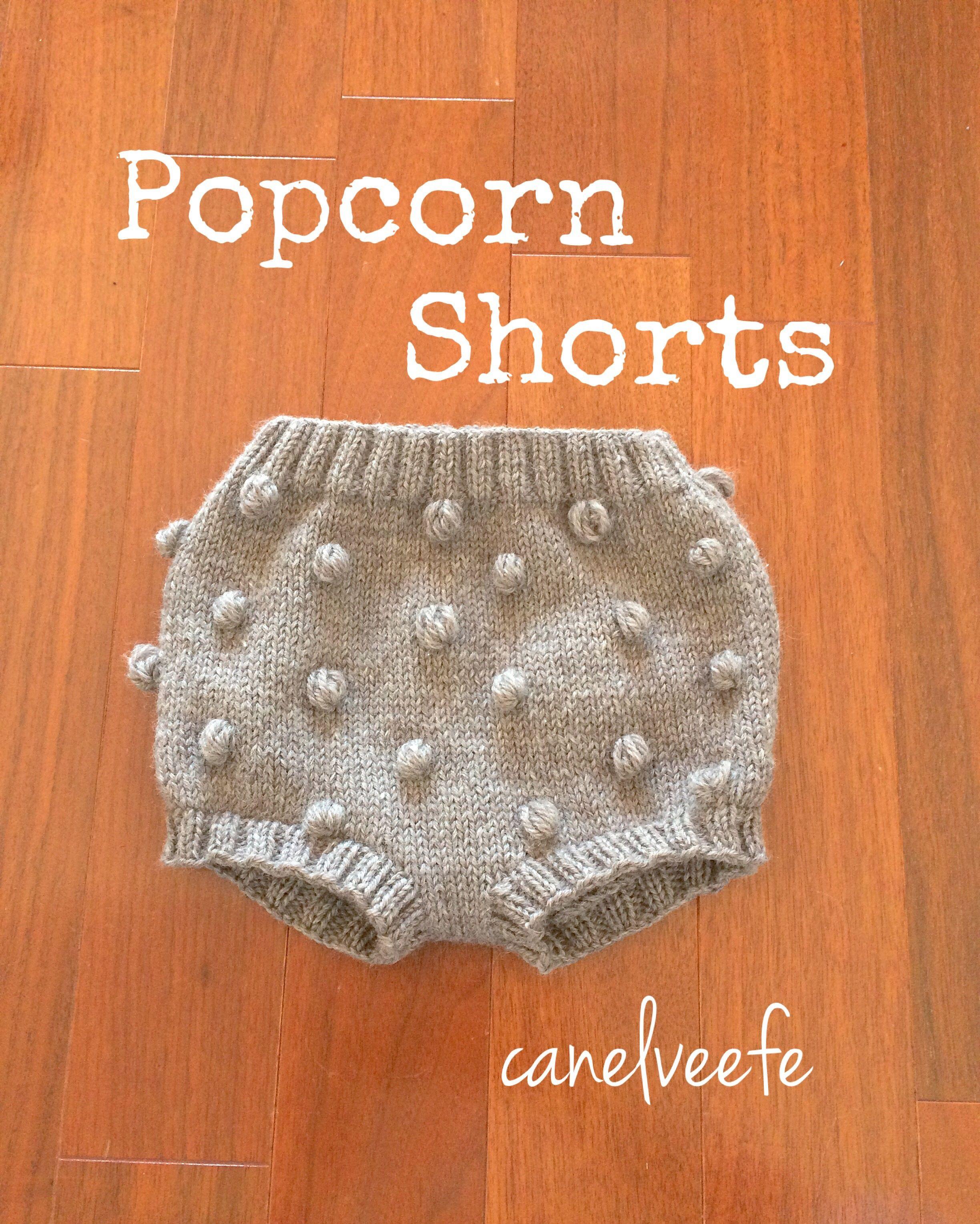 Popcorn shorts  Size:1-3m