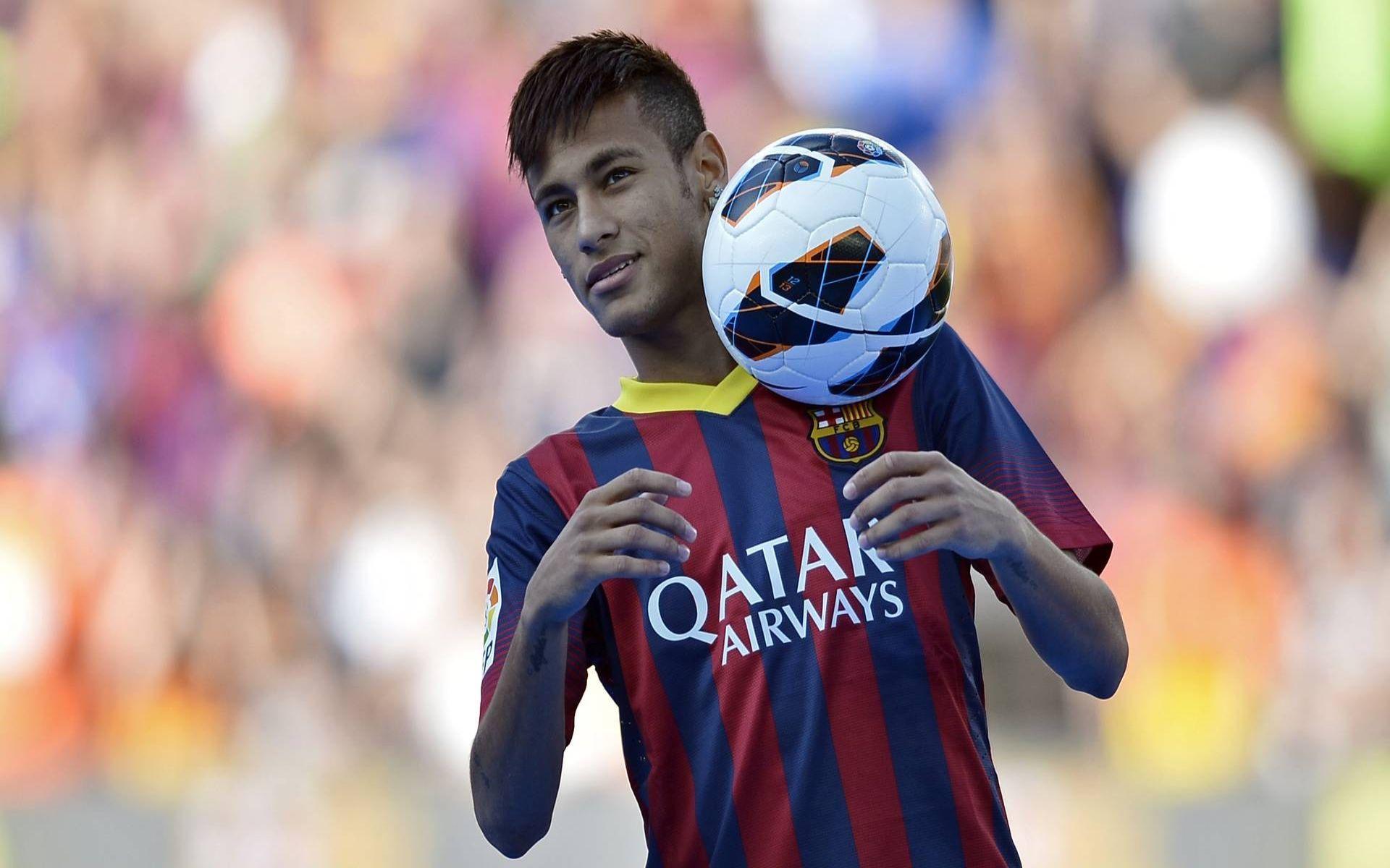 Neymar High Definition Wallpapers 4K - http://wallucky.com ...