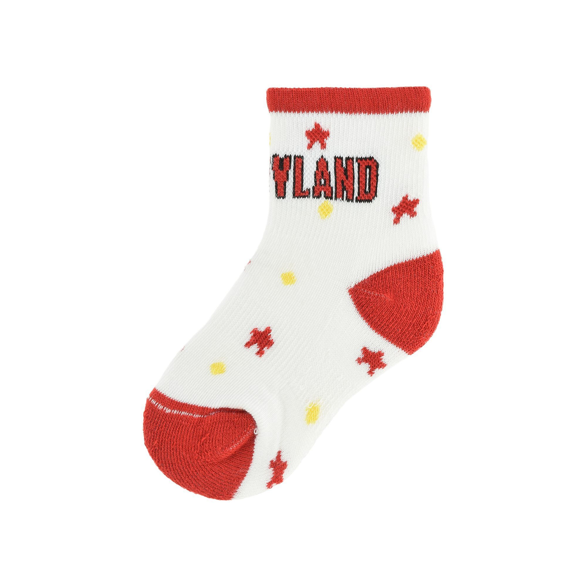 Baby Maryland Terrapins Socks Infant Uni Size 12 24 MONTH Red
