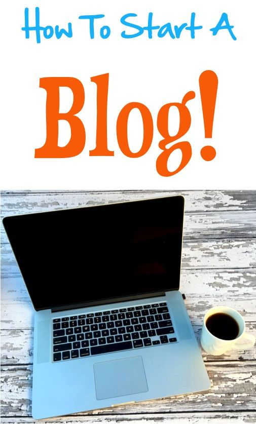 How to Start A Blog and Make Money! Easy step by step instructions at NeverEndingJourneys.com