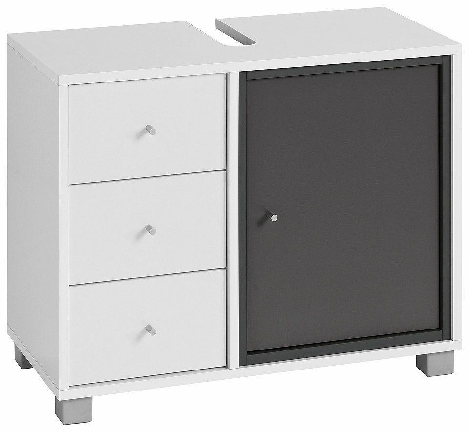 Schildmeyer Waschbeckenunterschrank »Korpio« | Badezimmer ...