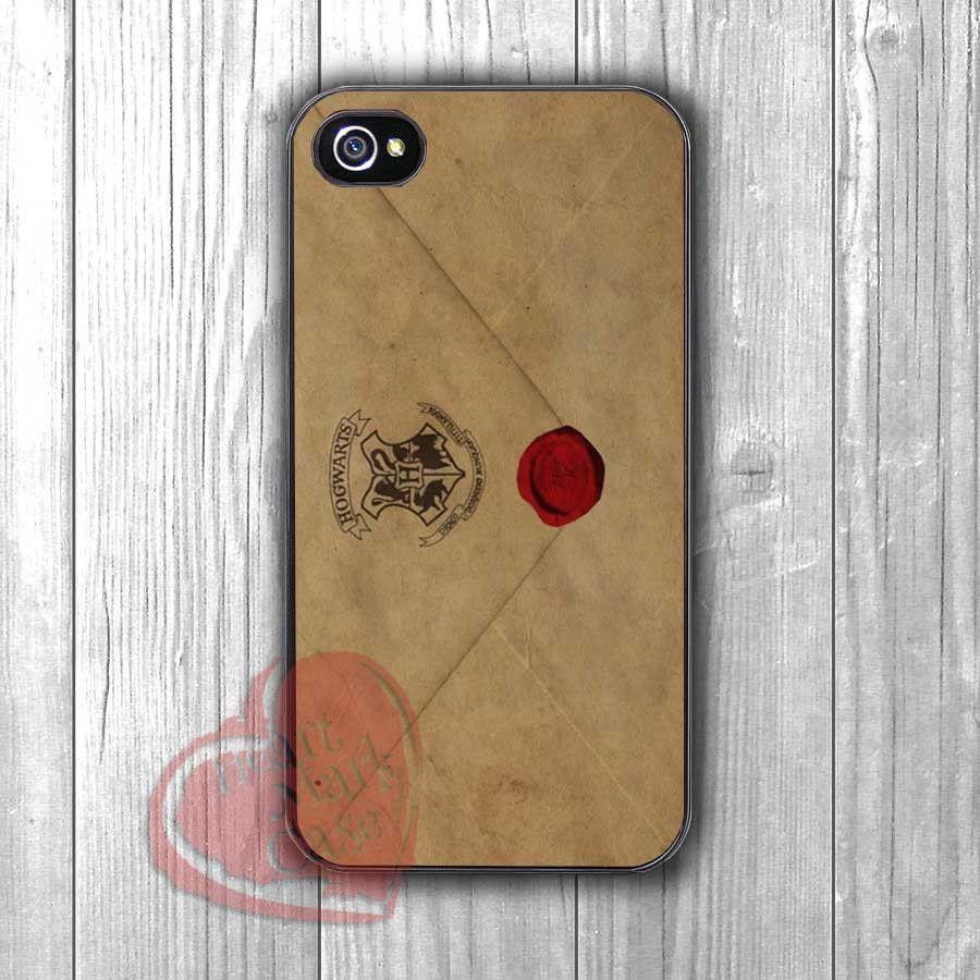 Hogwarts Envelope Harry Potter -stl for iPhone 6S case, iPhone 5s case, iPhone 6 case, iPhone 4S, Samsung S6 Edge