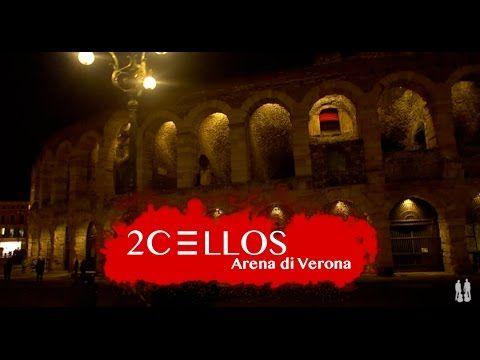 2cellos Wake Me Up We Found Love Live At Arena Di Verona We