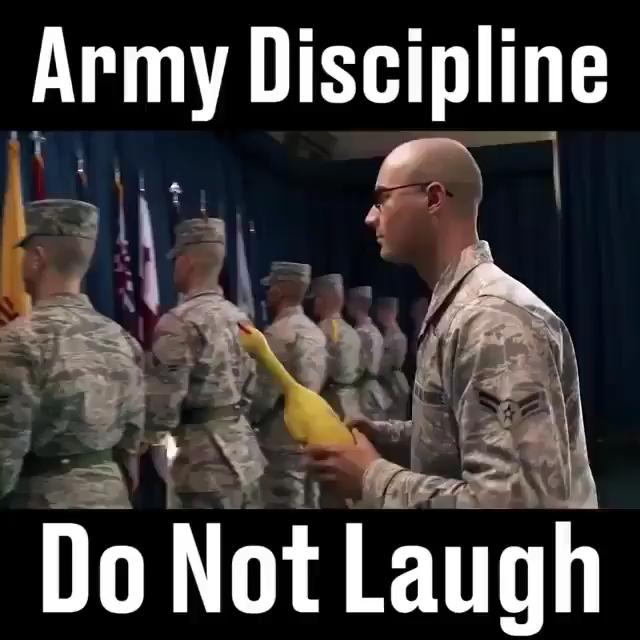 US Military Discipline