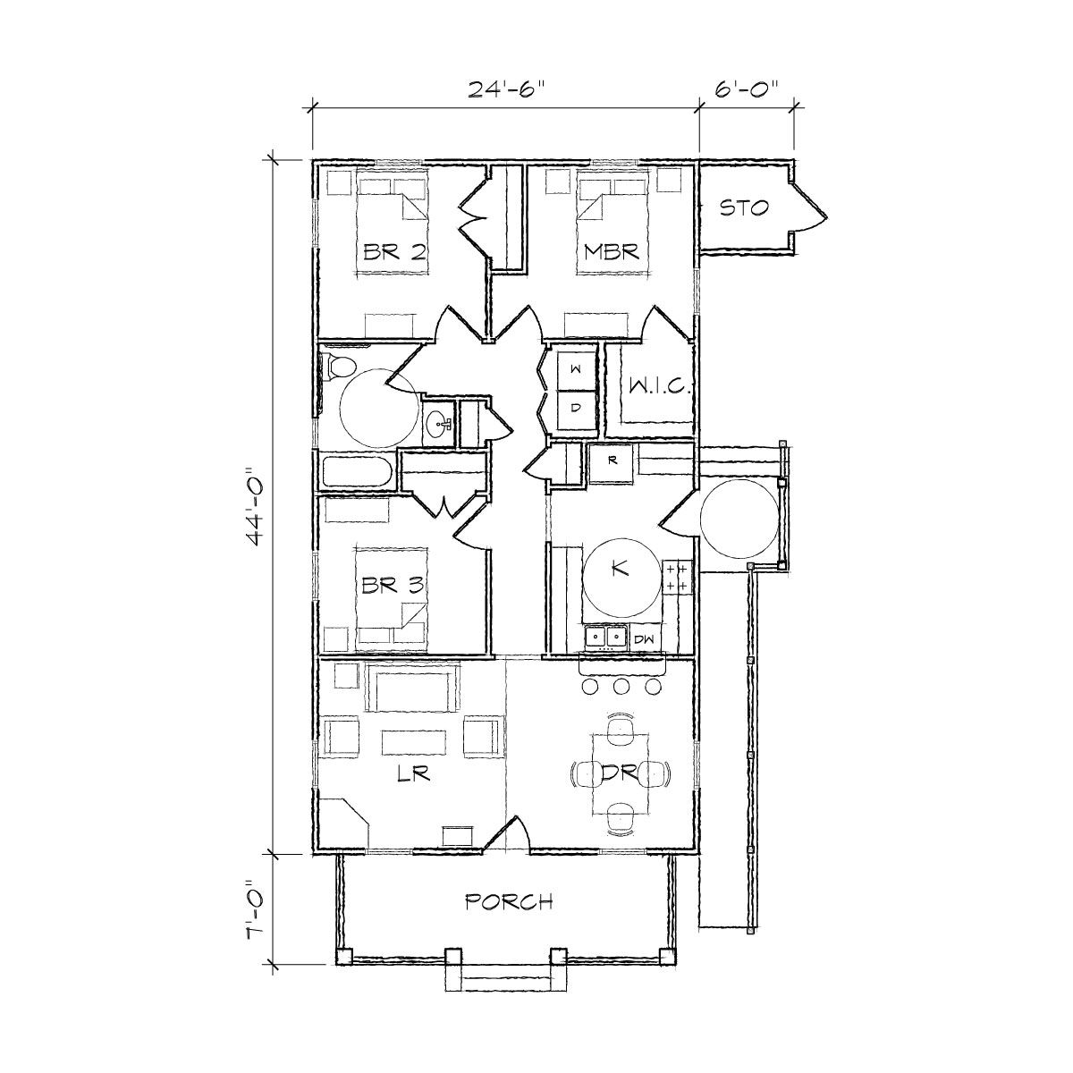 wheelchair accessible house plans - ค้นหาด้วย Google | Home ...