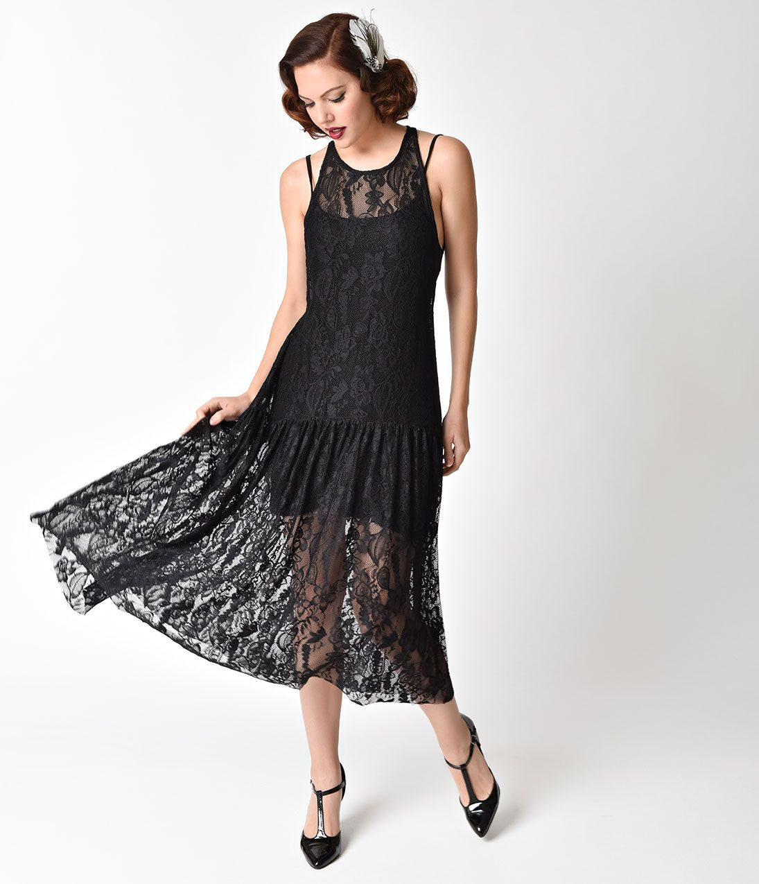 1920's Style Dresses Flapper Dresses to Gatsby dresses