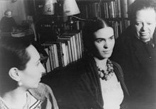 Wikipedia Artikel Frida Kahlo