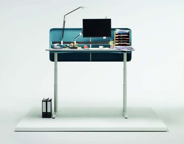 An Ingenious Adjustable Desk That Could Extend Your Life | Desks ...