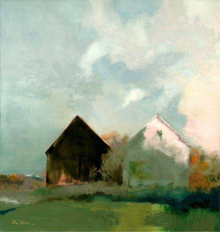 Paul Stone Art Google Search Contemporary Landscape Painting Expressionist Art Landscape Art