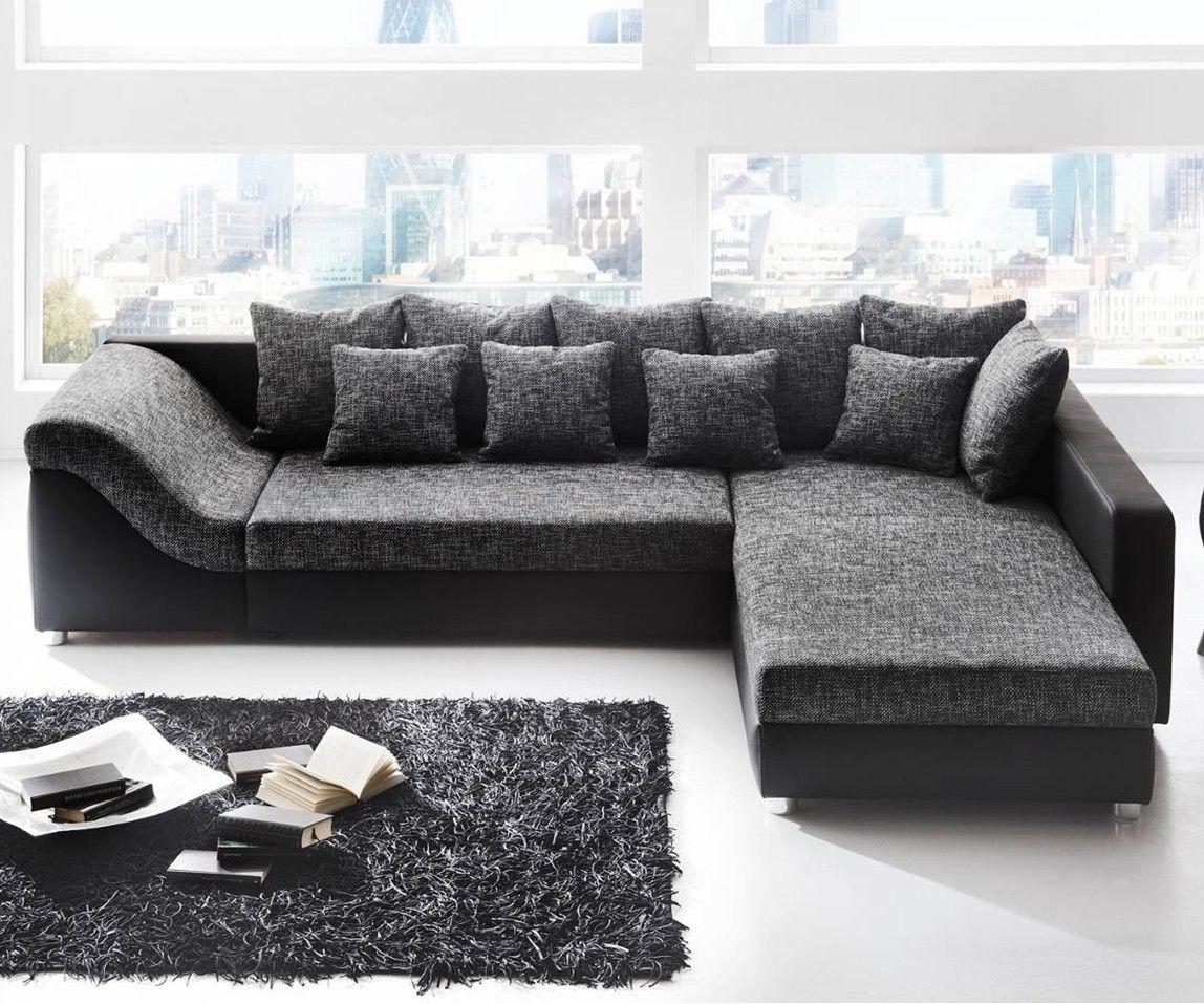 canap d 39 angle convertible river noir gris canap pinterest convertible angles et canap s. Black Bedroom Furniture Sets. Home Design Ideas