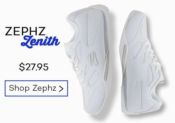 Pin on Zephz Cheerleading Shoes