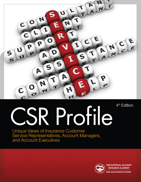 Csr Profile Unique Views Of Insurance Customer Service