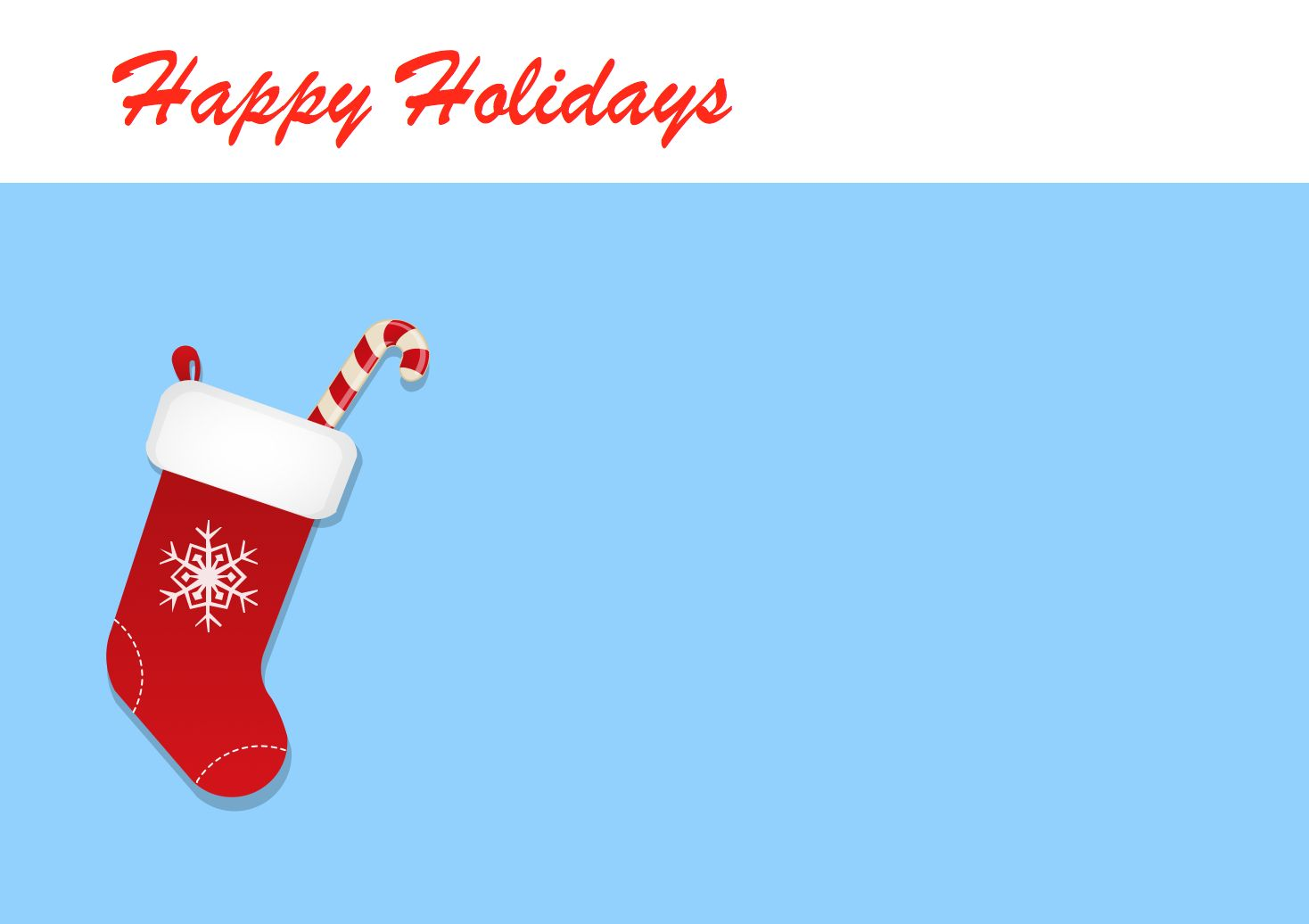 11 Happy Holiday Card Templates Images Happy Holiday Throughout Happy Happy Holiday Greeting Cards Happy Holidays Greetings Christmas Greeting Card Template
