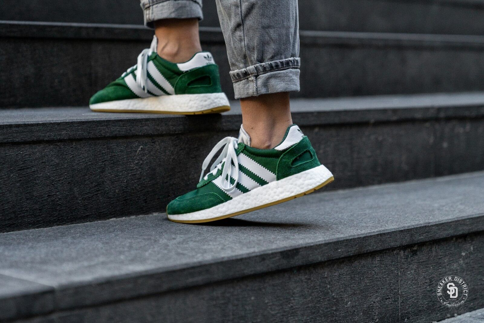 sneakerdistrict.nl) Adidas Women's I-5923 Collegiate Green ...