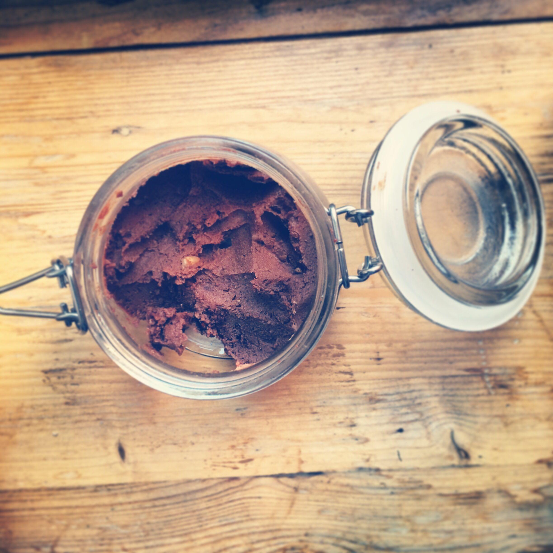 Sugar Free Roasted Pecan Cacao Nut Butter Recipe #vegan